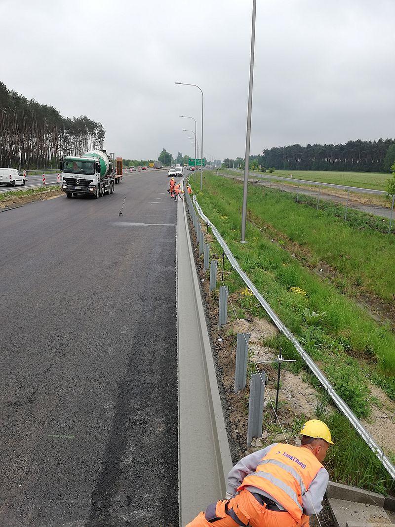 Budowa drogi S3